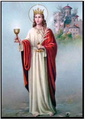 Św. Barbara z Nikomedii